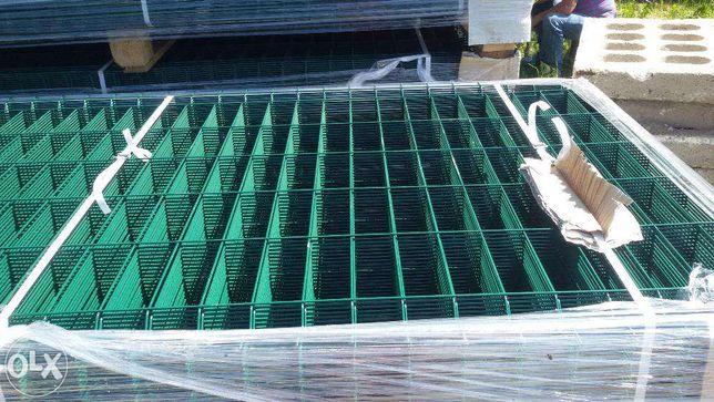 siatka ogrodzeniowa panel ogrodzeniowy