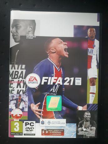 Gra FIFA 2021 na pc nowa