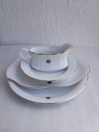 Zestaw nowych naczyń fine porcelain ROYAL S. Bavaria