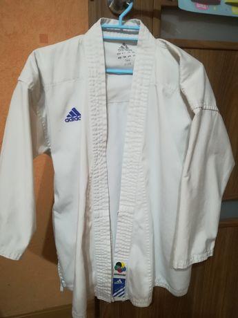 Sprzedam strój do karate, zestaw