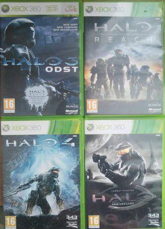 Zestaw gier Halo na Xbox 360/One