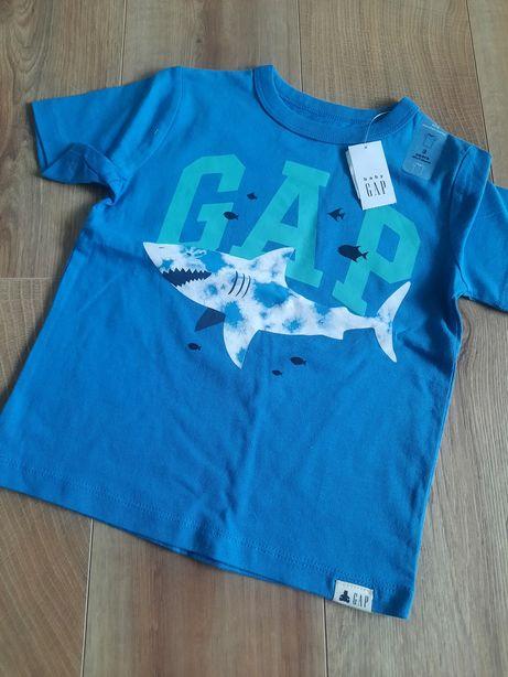 GAP T-shirt koszulka r 98 nowy z metka