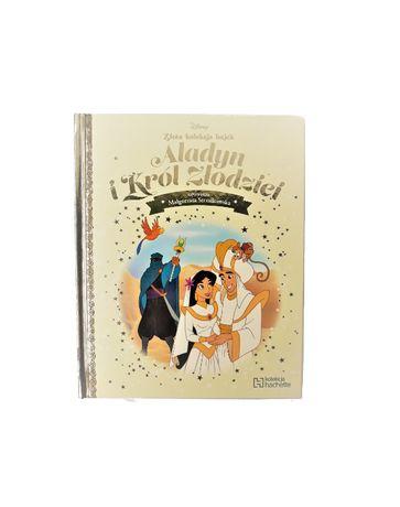 Disney złota kolekcja bajek tom 89 Aladyn i Król Złodziei