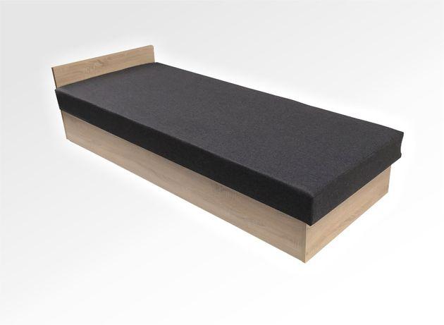 Tapczan jednoosobowy łóżko hotelowe Gold B80x200cm dostawa cała Polska