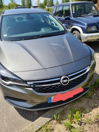 Opel astra com garantia como nova