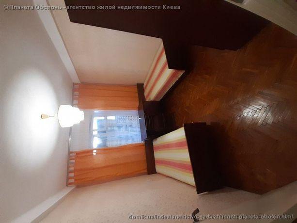 Без комиссии!Продам 3к квартиру,пр.Леся Курбаса15,Святошино