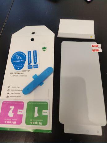 Películas hidrogel Xiaomi mi8, mi 9t, mi 10, Mi 11, Pocophone x3