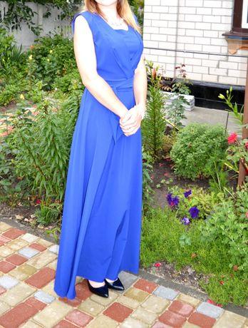 Жіноча сукня, максі