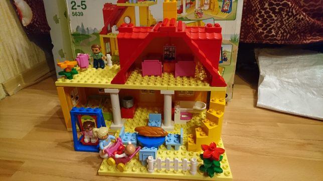 Лего семейный дом
