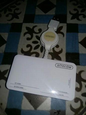 Card reader Sitecom 63 в 1 картридер