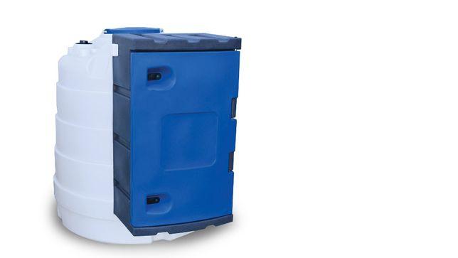 Zbiornik na AdBlue 2500 Litrów JFC jednopłaszczowy