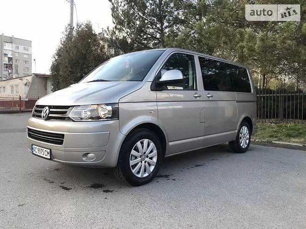 Volkswagen Multivan 2013