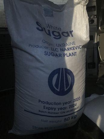 Продам цукор із цукрового буряка!!1350грн -мішок