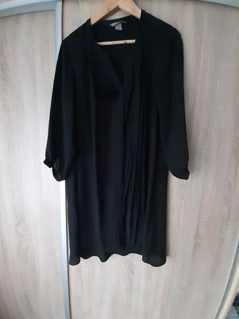 H m koszula, bluzka, tunika rozm.44 rekaw 3/4