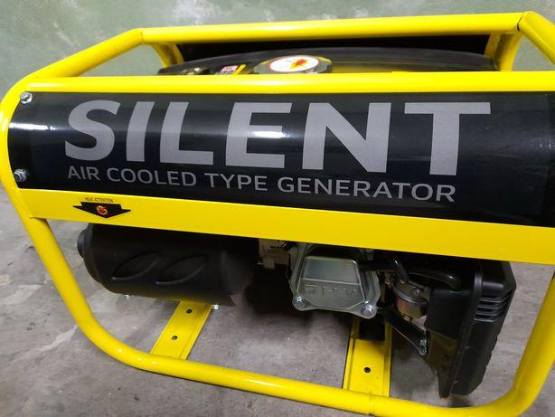 Gerador Silent Gasolina