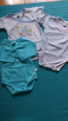 Bodys de menino 1-3 meses Pre-Natal