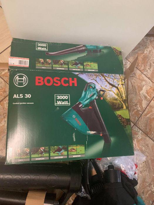 dmuchawa do śniegu odkurzacz do liści Bosch ALS30 3000 W Brzeziny - image 1