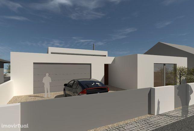 Lote urbano com projecto aprovado para moradia térrea