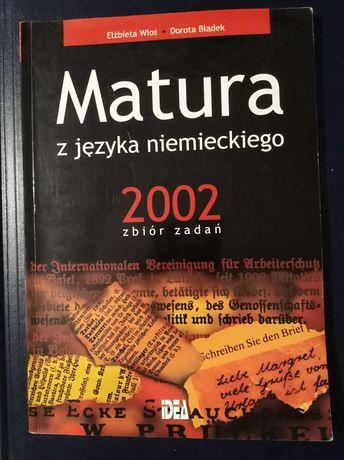Matura z języka niemieckiego zbiór zadań 2002