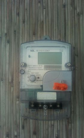 NiK 2102-01 Е2МСТ счётчик электрической энергии однофазный (день/ночь)