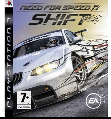 Need for speed shift playstation 3