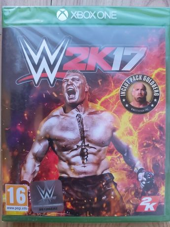 WWE 2K17 ( XBOX ONE ) NOWA w folii !