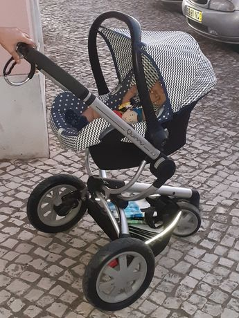 Carrinho Bebé Maxi Cosi