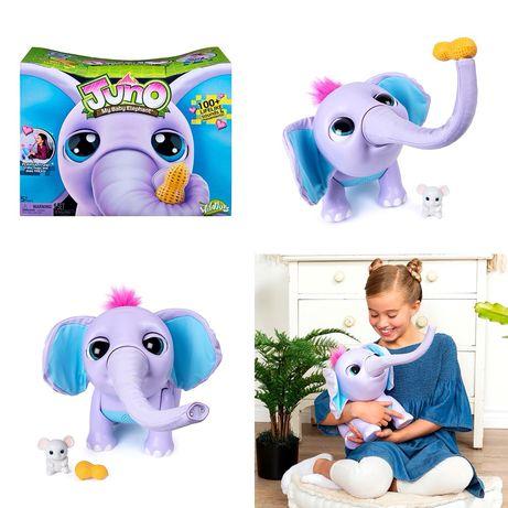 Интерактивный слонёнок Juno, слоник Джуно