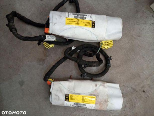 poduszki airbag prawa lewa siedzenia chlysler200