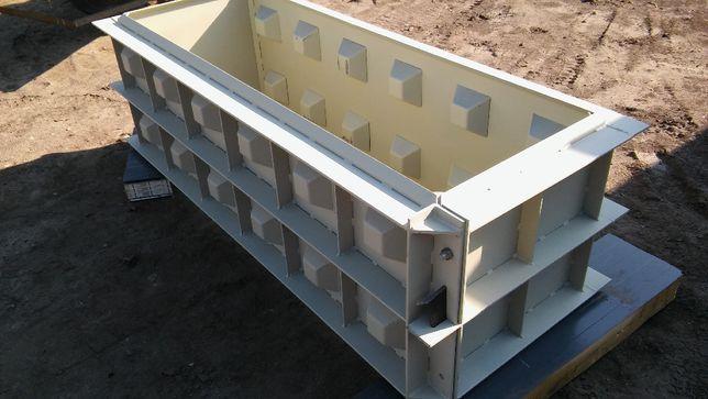 Formy do betonu