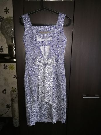 Piękna sukienka ciążowa!