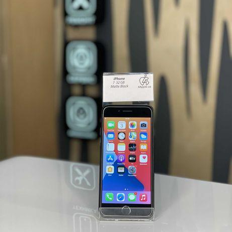Черновцы iPhone 7 Black 32gb Neverlock! Гарантия! Обмен!