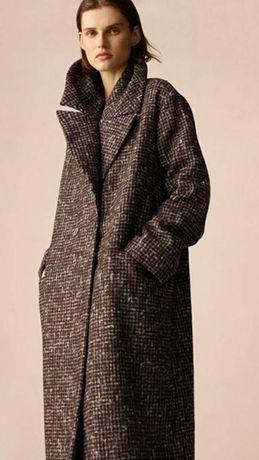 Пальто зимнее Zara mango