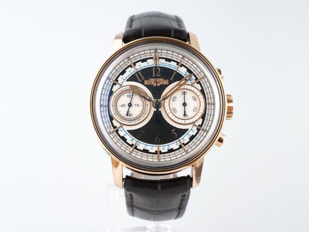 Мужские новые часы DeWitt Academia Chronostream II 42,5 мм