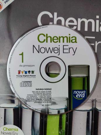 Chemia Nowej Ery 1 podręcznik dla gimanzjum + CD