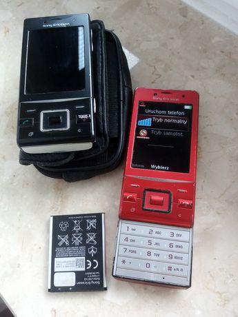 Telefon komórkowy Soni Ericsson
