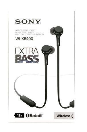 Sony WI-XB400 EXTRA BASS bluetooth *okazja*