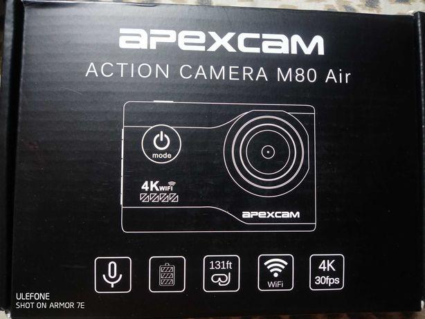 Kamera sportowa APEXCAM M80 AIR 16MP WiFi