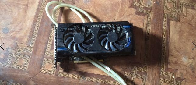 Видеокарта Nvidia gtx560