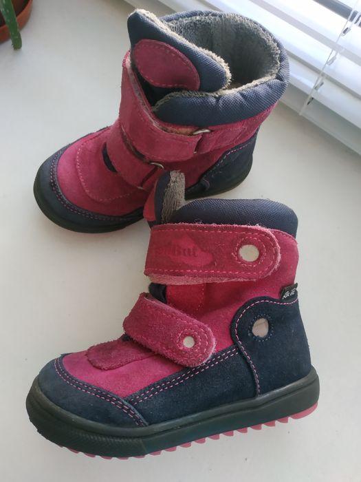 Зимние ботинки для девочки Киев - изображение 1