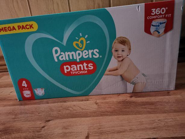 Pampers pants 4 104 szt
