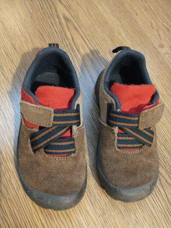 Buty dla dziecka dziecięce Quechua trekkingowe r.23 /stan BDB/