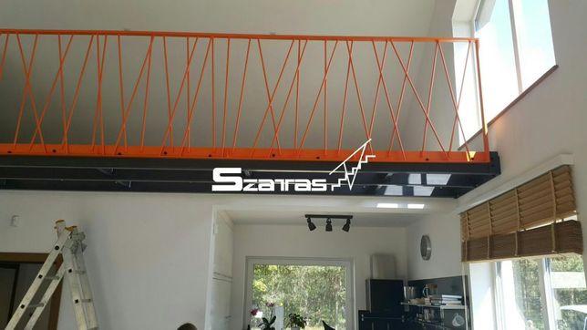 Balustrady schody nowoczesne Nietypowe Loft industrialne meble bramy