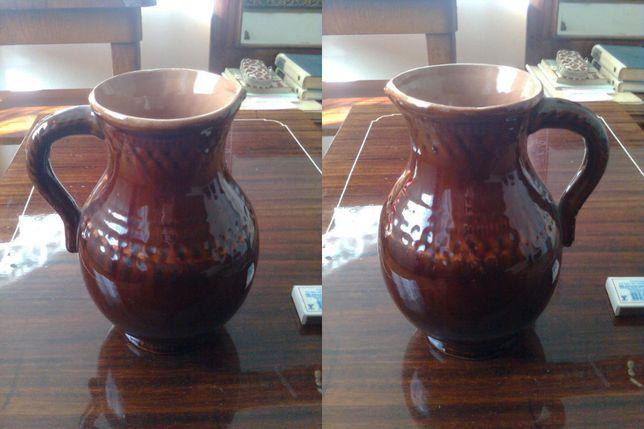 Кувшины глиняные, ваза и чашка времён СССР