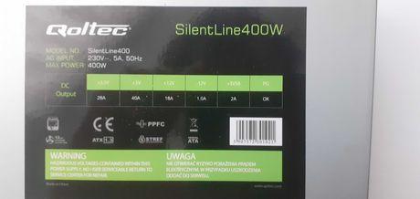 Zasilacz ATX SilentLine 400W