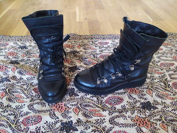 Ботинки полусапожки еврозима 36-36,5