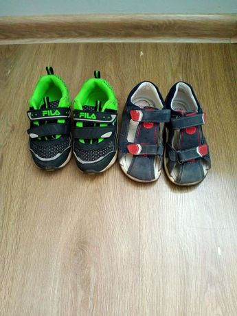 Sandały chlopiece