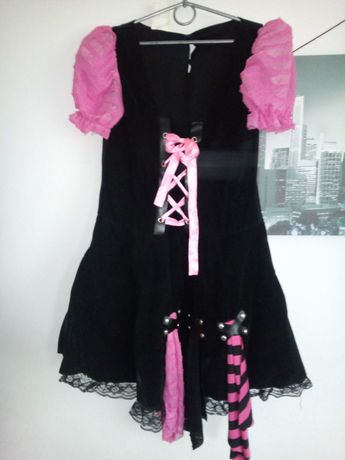 Piratka sukienka pirat strój kostium przebranie r. L