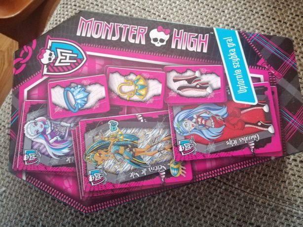 Monster High gra