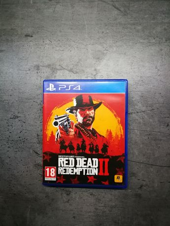 Red dead redemption 2 ps4 ps5